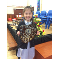 Antonia - Johnson shield for P5H