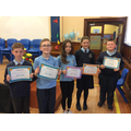 Full attendance in term 3 (P7McC)