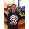 Sophie - Belshaw shield for P6M