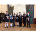 Years 5&6 prize winners
