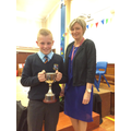 Christopher - Principal's Award