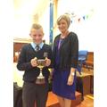 Christopher - Principal's Award