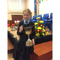 Maddison - Malcolmson cup for Numeracy