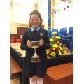 Bronte - Carleton cup for KS2