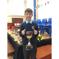 Scott - Semple cup for Literacy