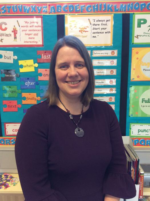 Mrs Davidson Year 4 Job Share