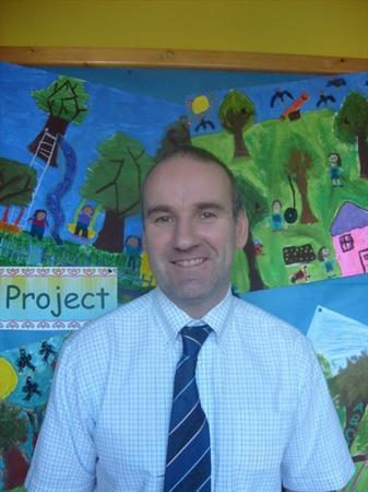 Mr Humes Year 7 Vice Principal