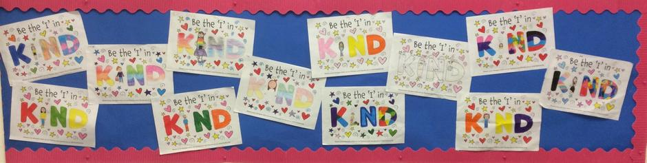 P7H Be kind board