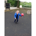 Developing our ball skills