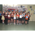Reading Challenge, Summer 2016