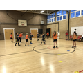 Tchoukball tournament, November 2016
