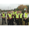 Stopping speeders with PCSO Emma