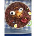 Twits Cake