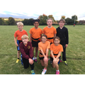 Tag Rugby team, October 2016