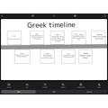 George's Greek timeline