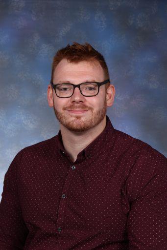 Elliot Joyce Y1 Teacher