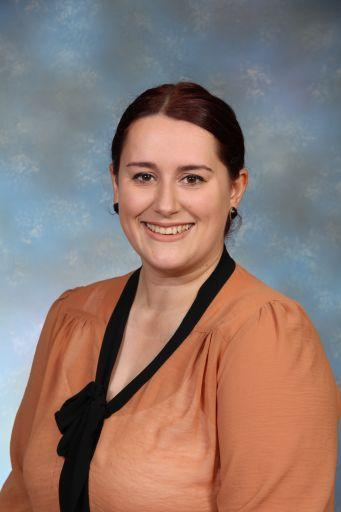 Natasha Woodhead Y1 Teaching Assistant
