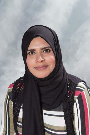 Salma Abbas FS1 Teaching Assistant