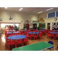 Infant Dinning Hall