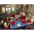 Cookery with Mrs Fisher