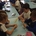 A visit from Maths Club