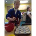 Muffin Making!