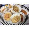 Our Kenyan banana muffins
