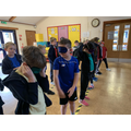 Blindfold directions