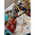 Creating our Christmas fair calendars