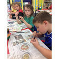 Painting our hedgehogs