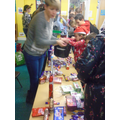Chocolate Tombola - very popular!
