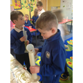 Measuring our potions