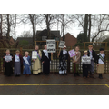 Suffragettes- History Day 2018