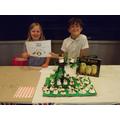 Early Years and KS1 winning class