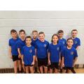 Sportshall Athletics team