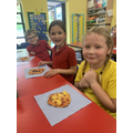 Proud of our pizzas