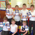 Reading Challenge finishers