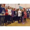 The Choir Entertain
