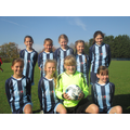 U11 Girls Football Team 2018-19