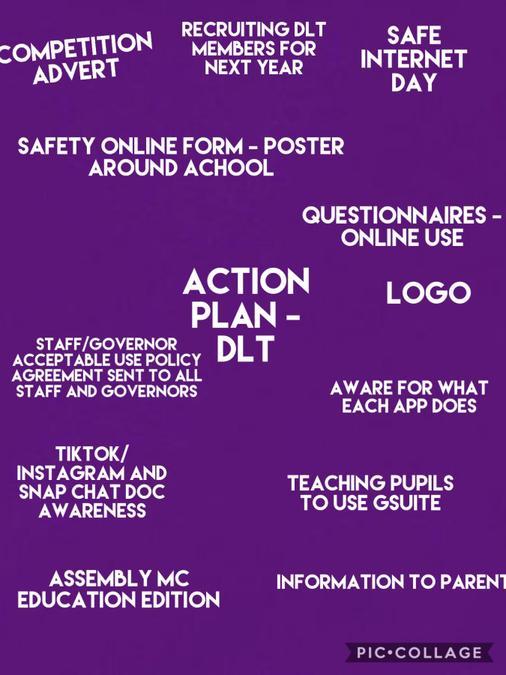 DLT Action Plan