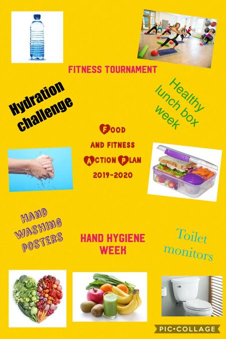 Food and Fitness Committee Action Plan