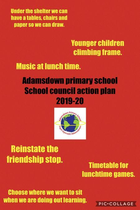 School Council Action Plan