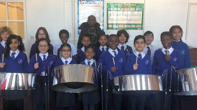 Steel Pans Group