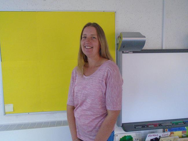 Mrs Roberts Nursery Nurse