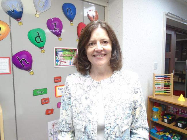 Mrs Harrison Place, Teacher Mon to Thurs