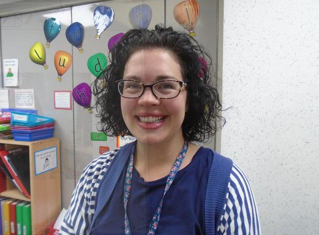 Mrs McWilliam   Teacher Friday