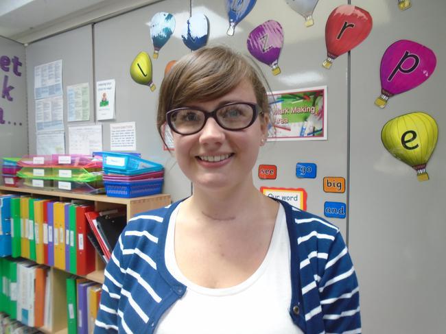 Isobel Banciu, Teaching Assistant