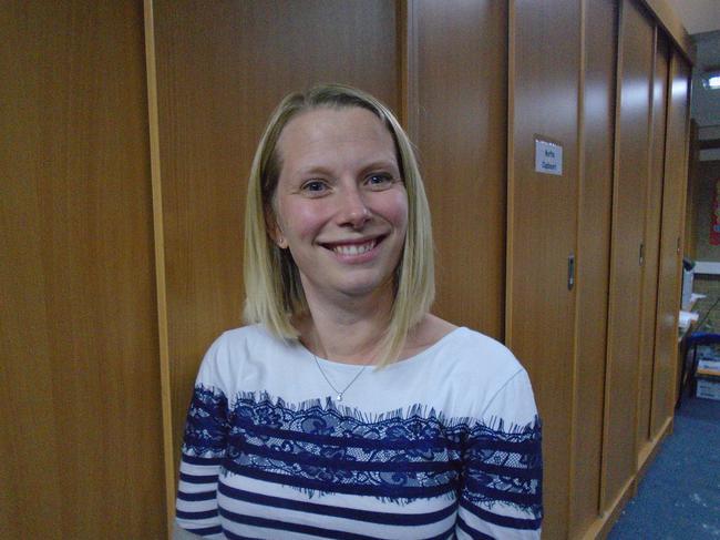 Mrs Shutt Nursery Teacher