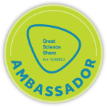 Recognised as an Ambassador School