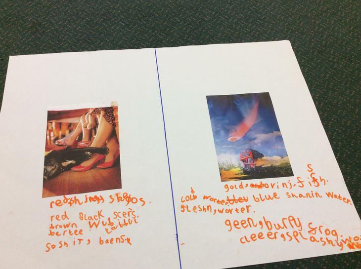 describing story settings